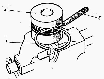 Ремонт головки блока цилиндров МТЗ-80