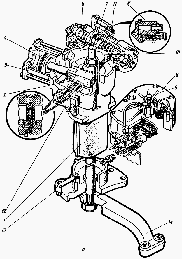 Цилиндр силовой ЦС-100-200-3 МЗТГ МТЗ, ЮМЗ купить по цене.