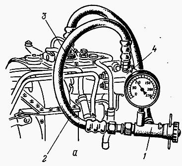 Демонтаж и ремонт распределителя тракторов МТЗ-80, МТЗ-82