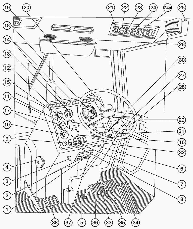 Руководство По Эксплуатации И Ремонту Тракторов Мтз-80